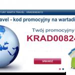 Kod promocyjny warta travel