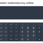 kalkulator pierwiastków